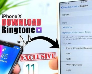 How to Download iPhone X Ringtone on any iPhone