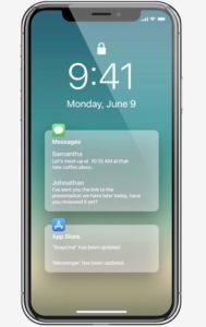 iOS 13 leaks