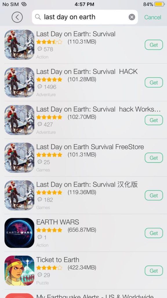 How to Hack last day on earth in iOS Devices
