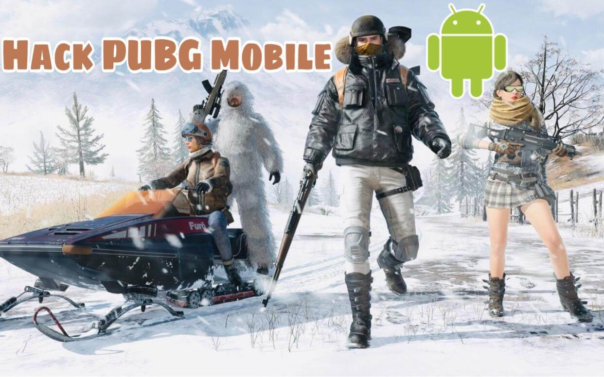 How to Hack PUBG Mobile Android (No Root)