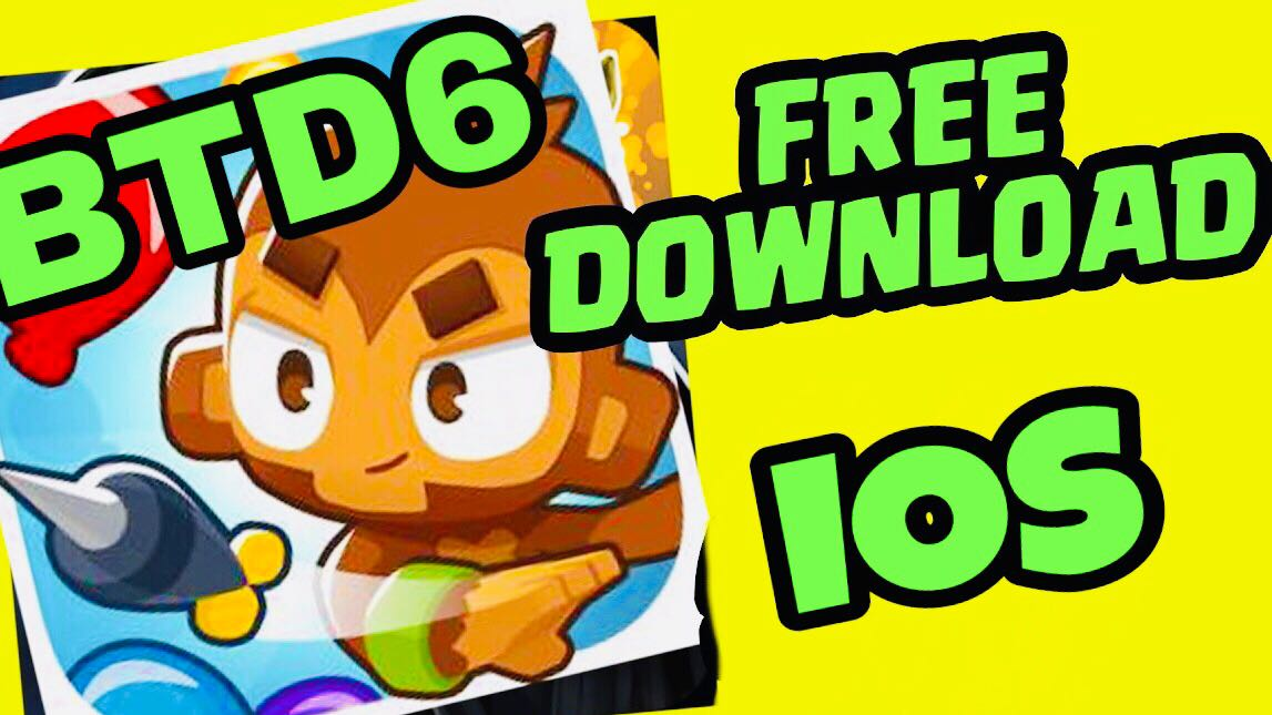 BTD6 Download for Free iOS (Balloons TD6 Free)