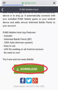 PUBG Mobile Hack Download Android (No Root)