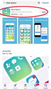 Apps Like Parallel Space for iPhone