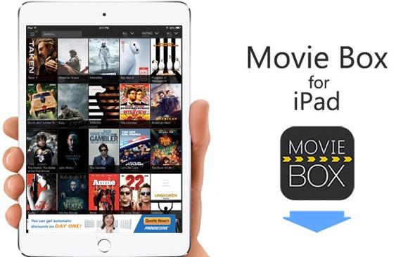 Moviebox for iPad