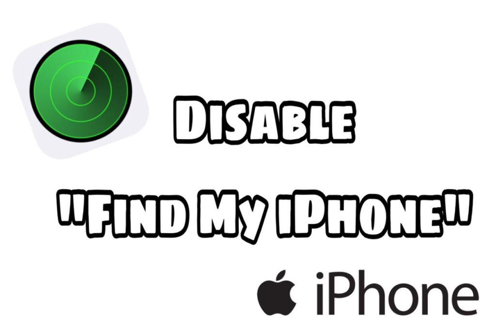 How to Disable Find My iPhone
