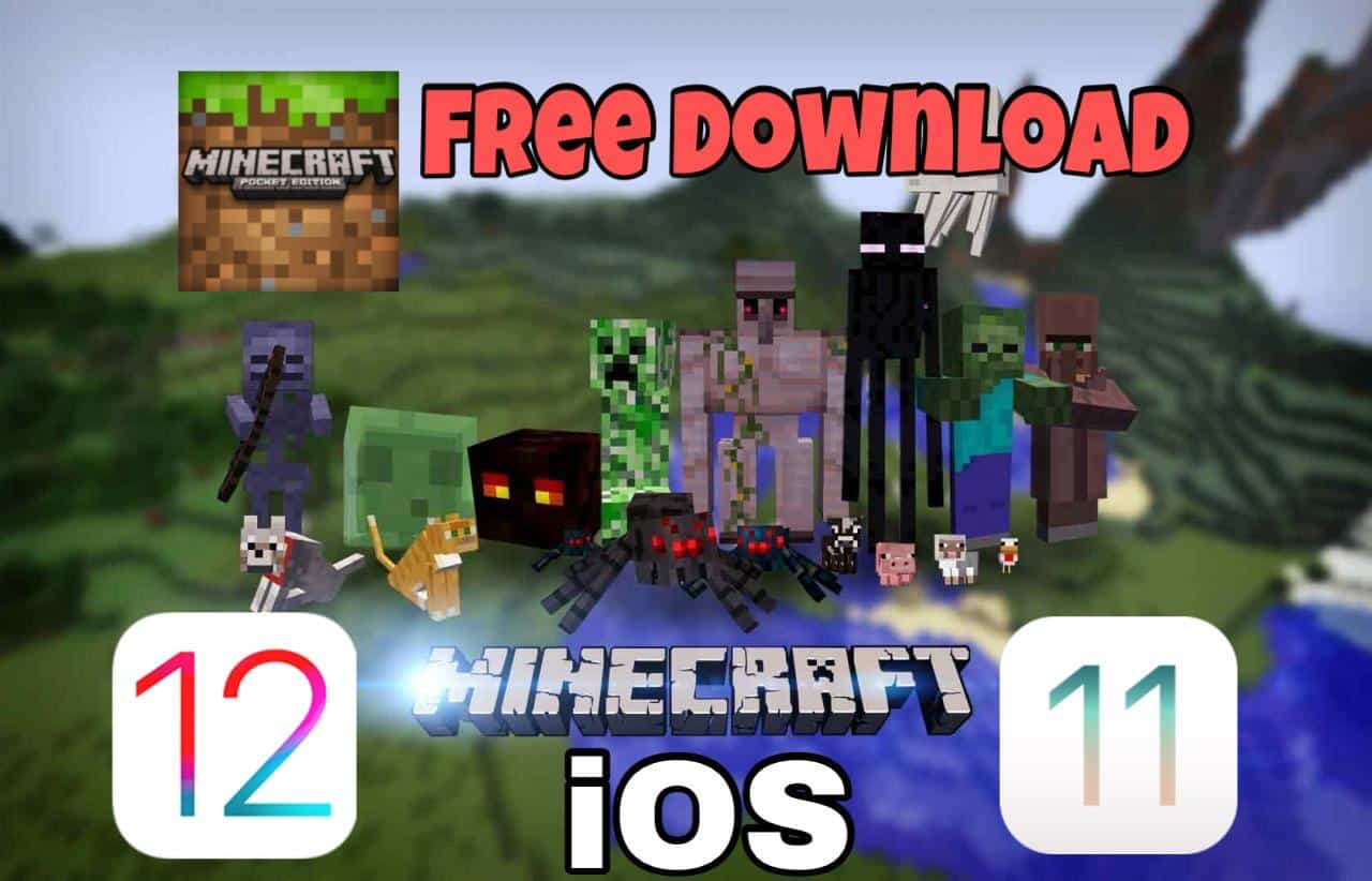 minecraft free download 2018 iphone