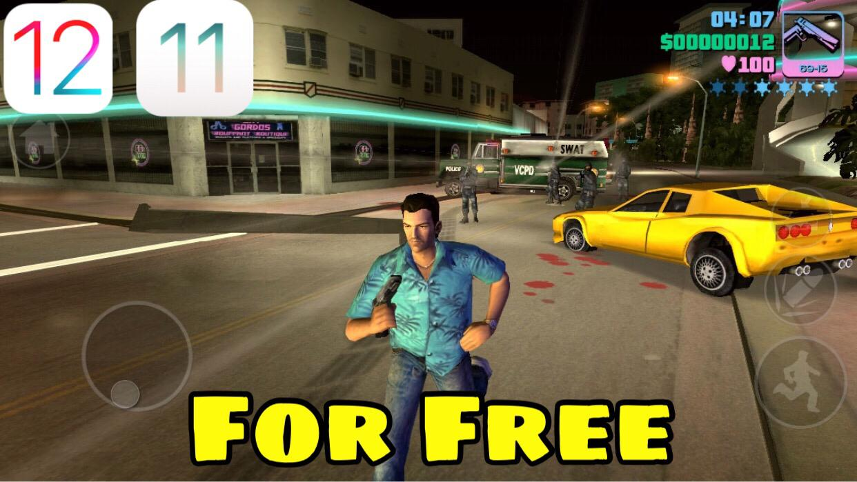 How toDownload GTA Vice City in iOS for free