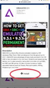 How to install GBA4iOS on iOS 12 or iOS 11 Devices (2019)