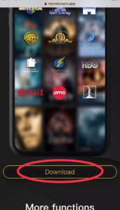Movie box pro download ios 12