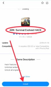How to Hack ARK: Survival Evolved on iOS - 2019