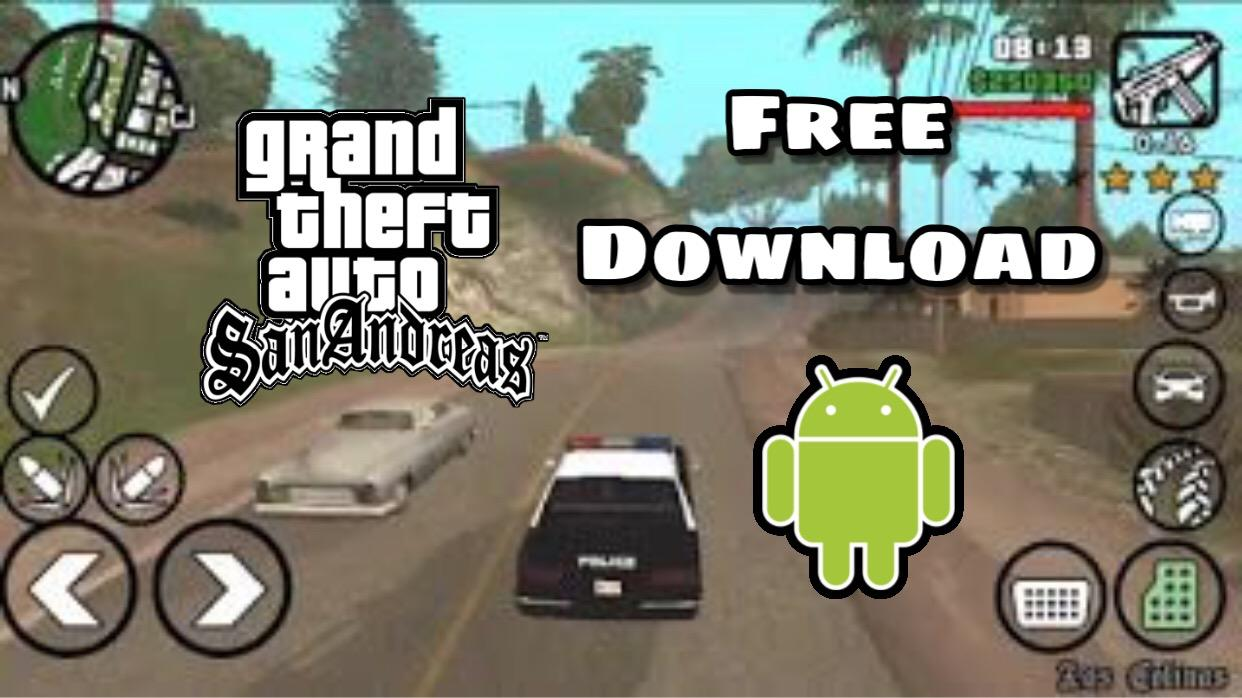 gta san andreas free download for tablet
