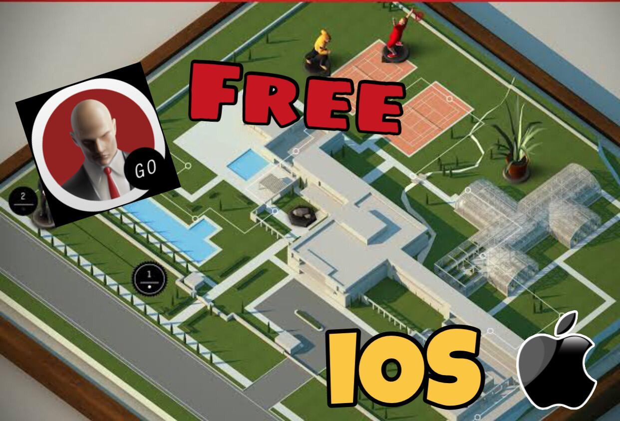 How to Download Hitman Go 2 for free iOS