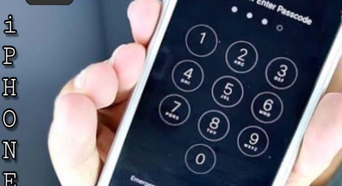 Unlock iPhone 6 passcode Archives - Latest Hacking Tricks
