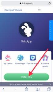 install Tutuapp