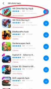 Hill climb racing hack android