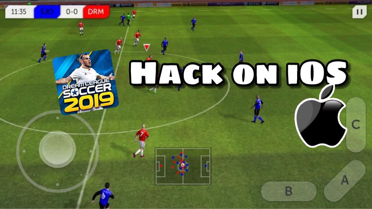 How to hack dream league soccer on ios