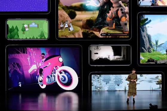 Games in Apple Arcade