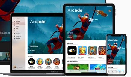 Apple Arcade will support all iOS platforms