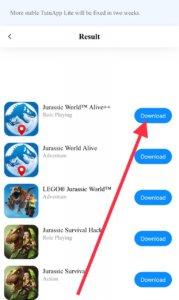 jurassic world alive hack download  ios