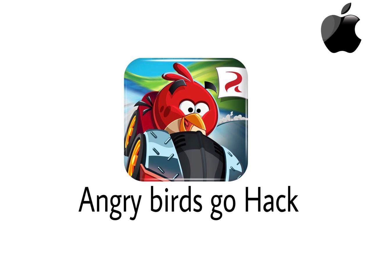 Angry birds go hack iOS