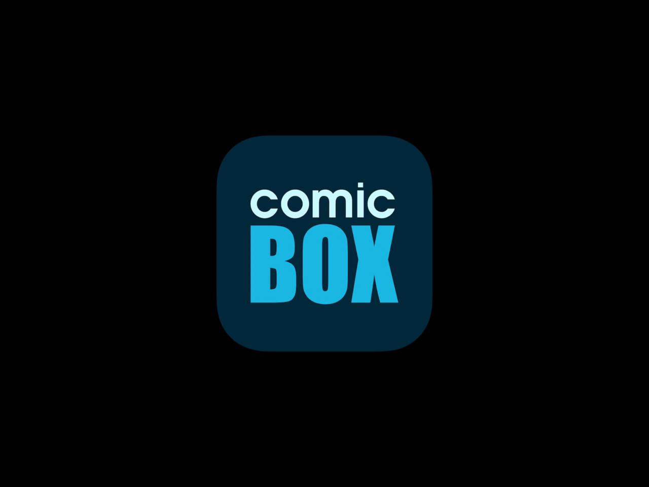Comic Box iOS Download