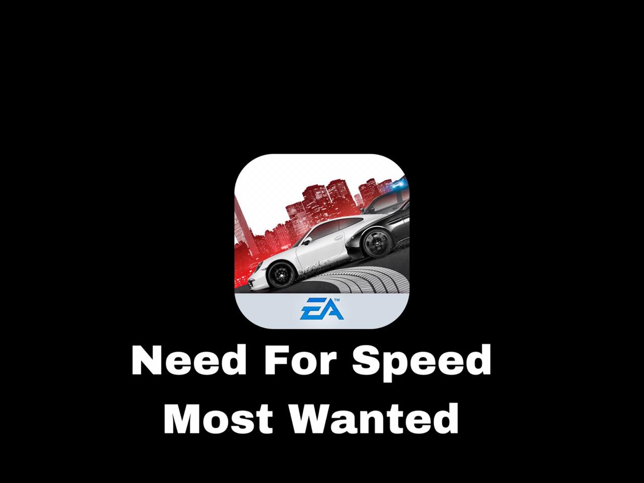 need for speed most wanted free download ios