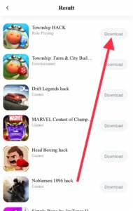 township hack iOS Download