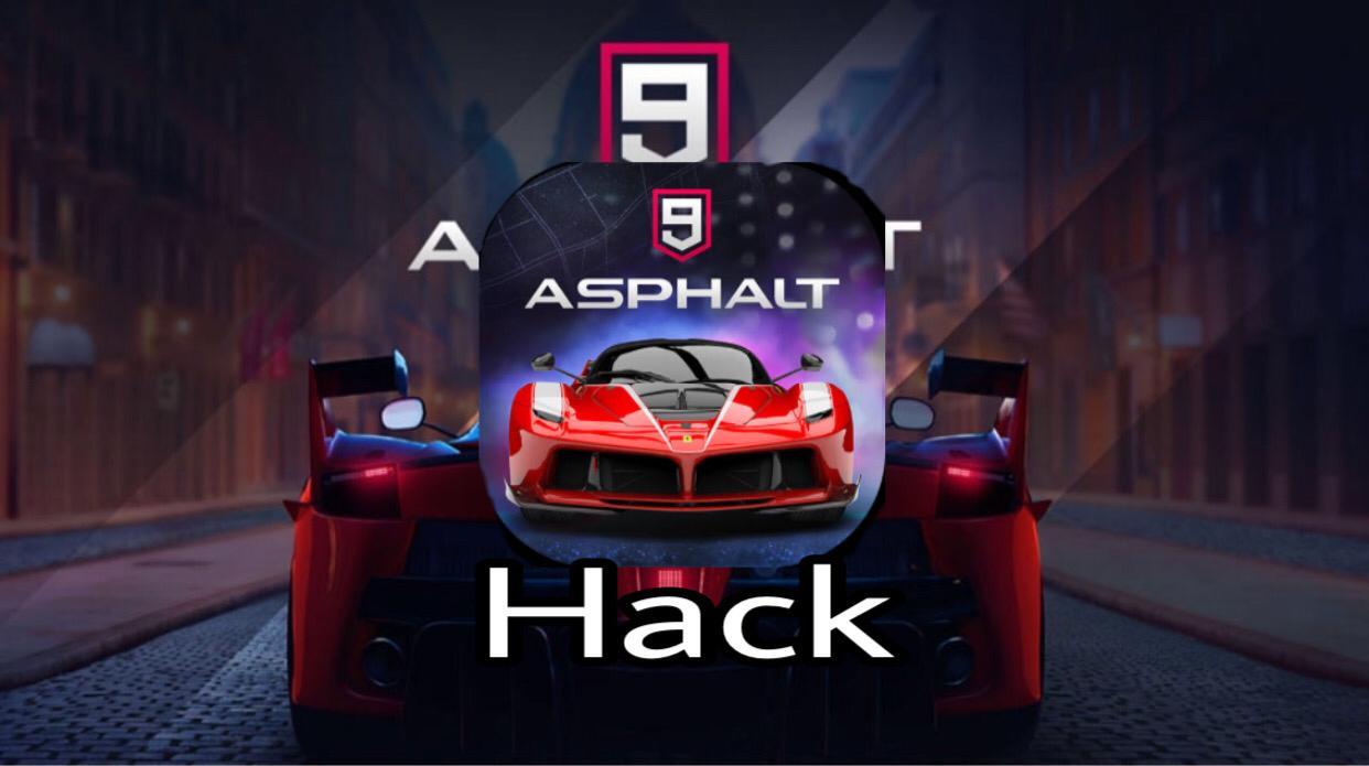 Asphalt 9 hack iOS no jailbreak