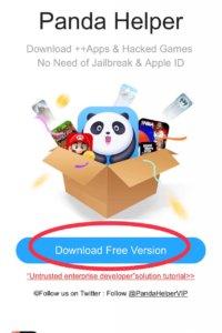 Download pandahelp for fruit ninja hack