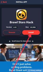 Download Brawl Stars Hack iOS