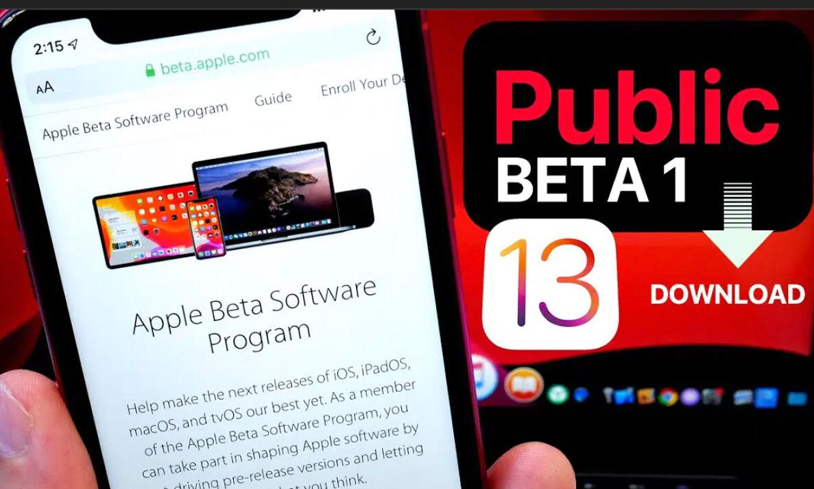 How to download iOS 13 Public Beta
