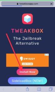 Download brawl stars using tweakbox