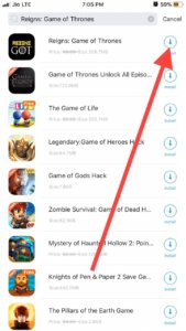Download Reigns game of thrones ios free