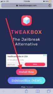 Tweakbox download Torngat
