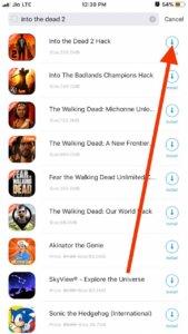 Download into the dead 2 hack ios