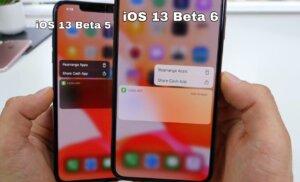 ios 13 beta 6 bugs