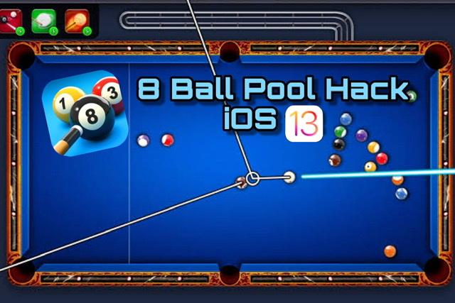 8 ball pool hack ios 13/ ios 12 download