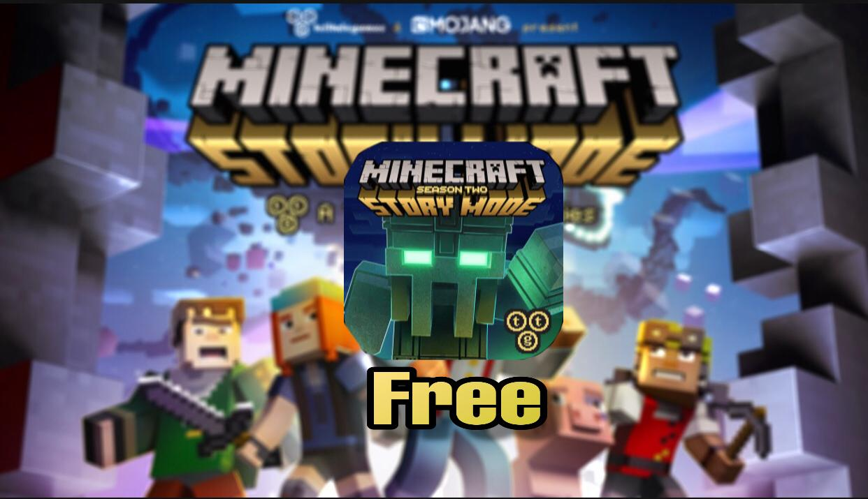 Minecraft Story Mode Hack iOS Download