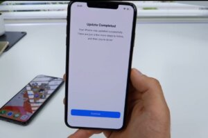 first change in iOS 13 beta 7