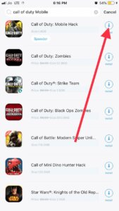 Download Call Of duty mobile iOS