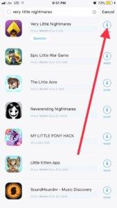 Very Little nightmares iOS download
