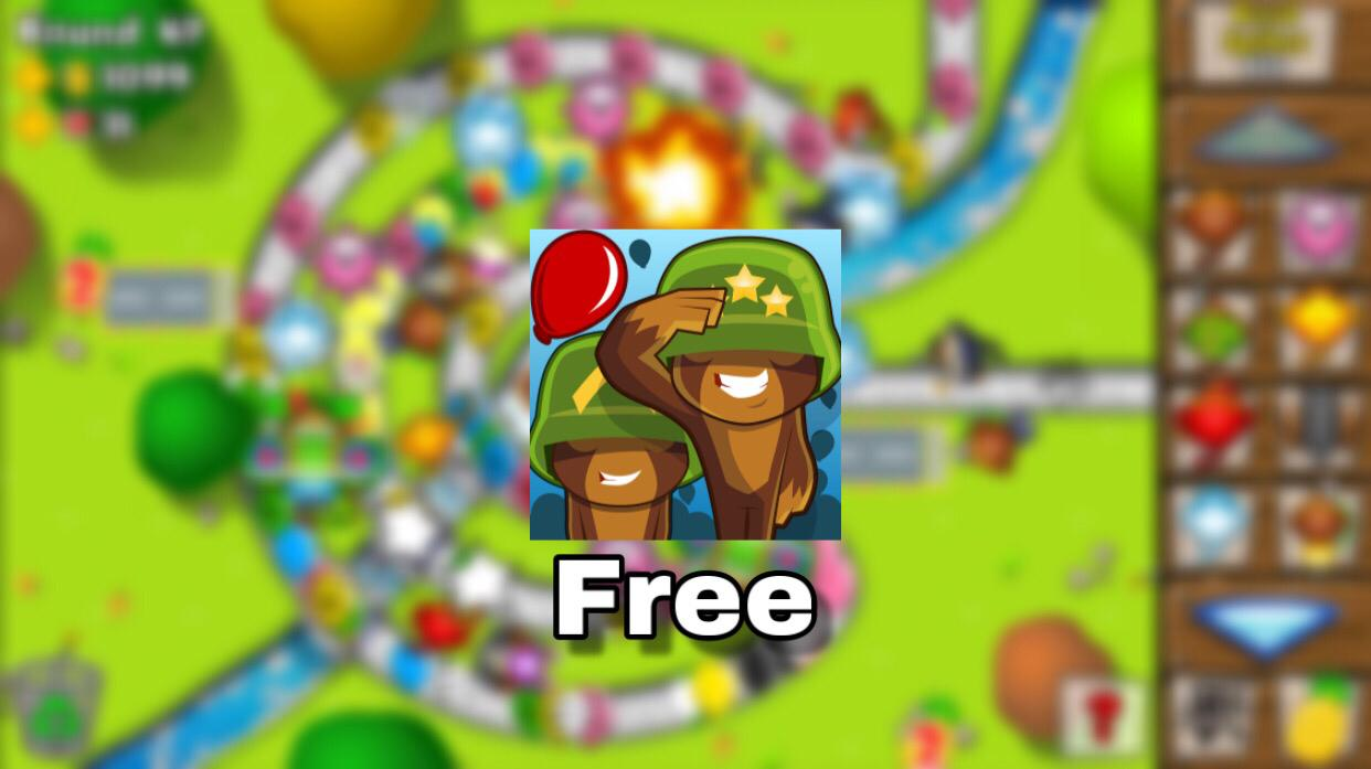 BTD5 free download iOS