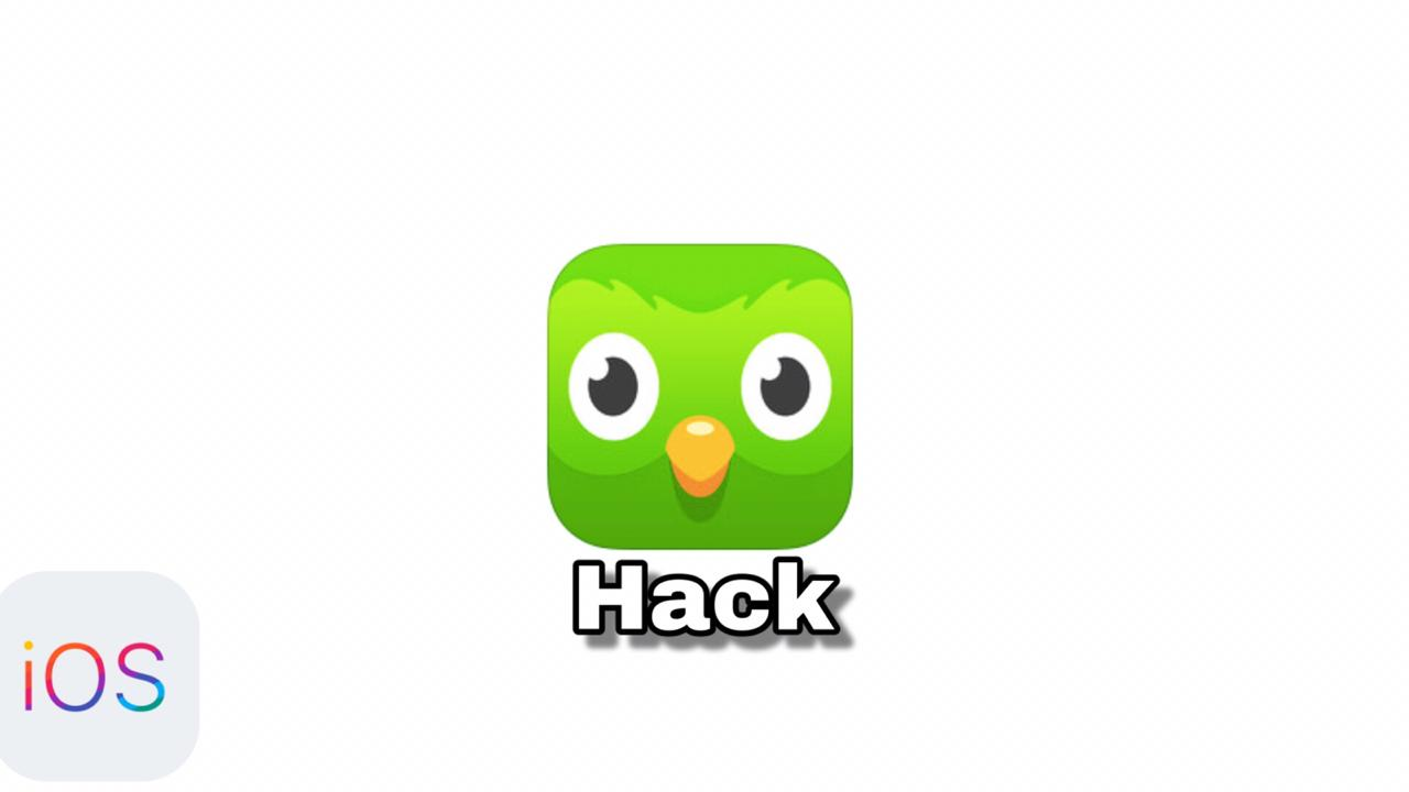 Download Duolingo hack iOS