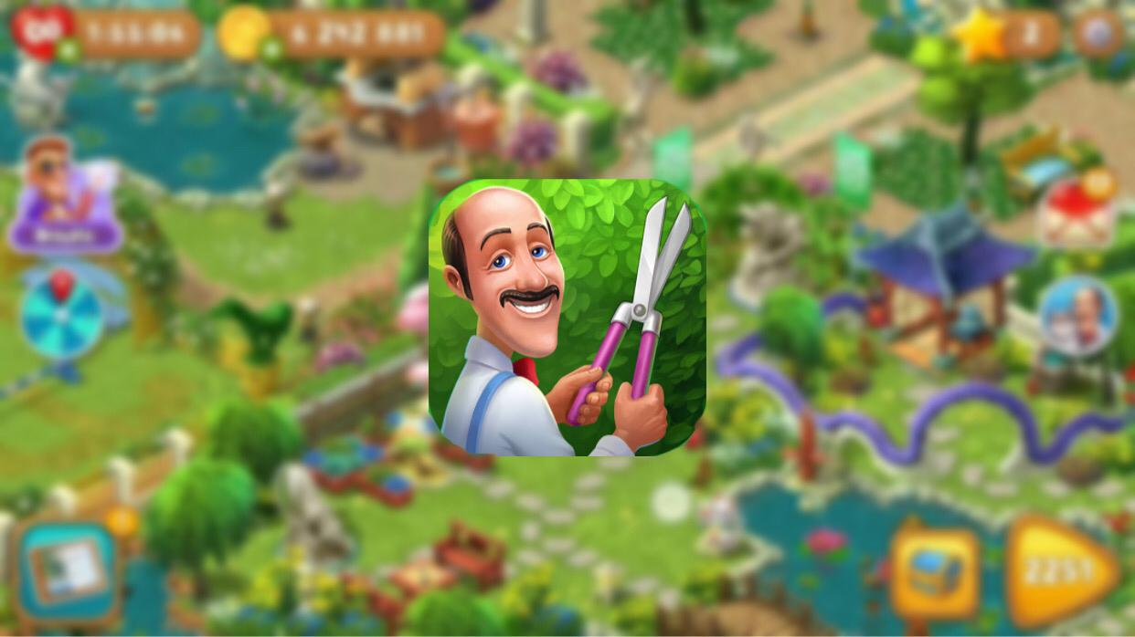 Gardenscapes hack iOS