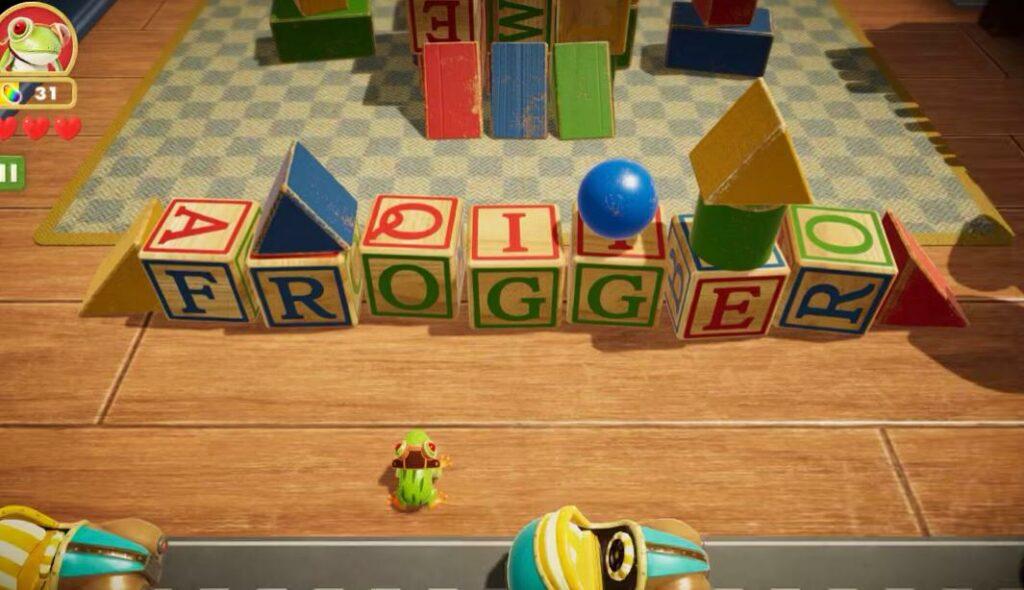 Frogger best apple arcade