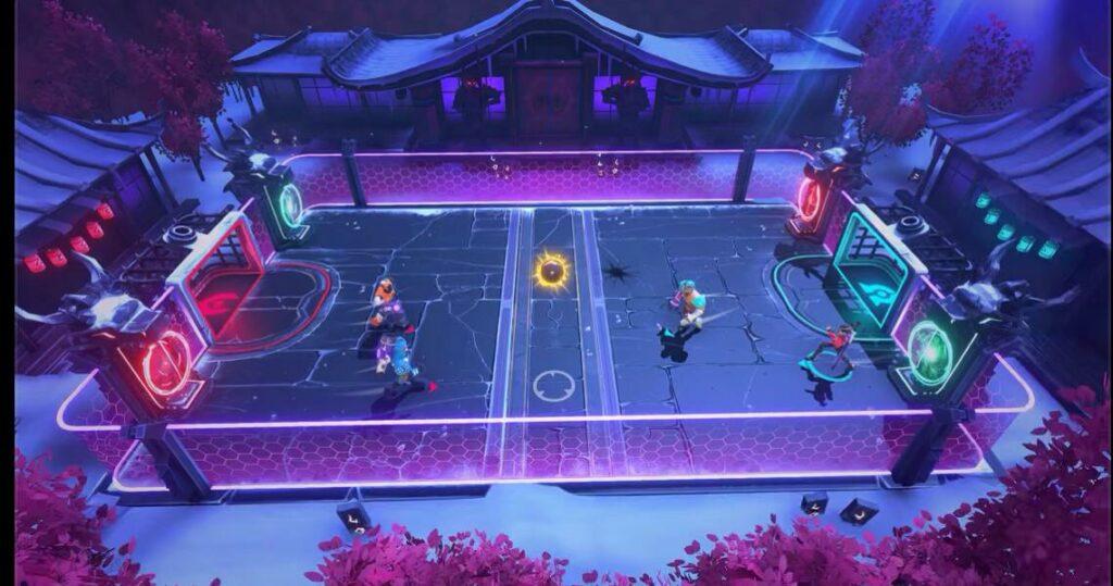 Apple Arcade games hyperbrawl tournament