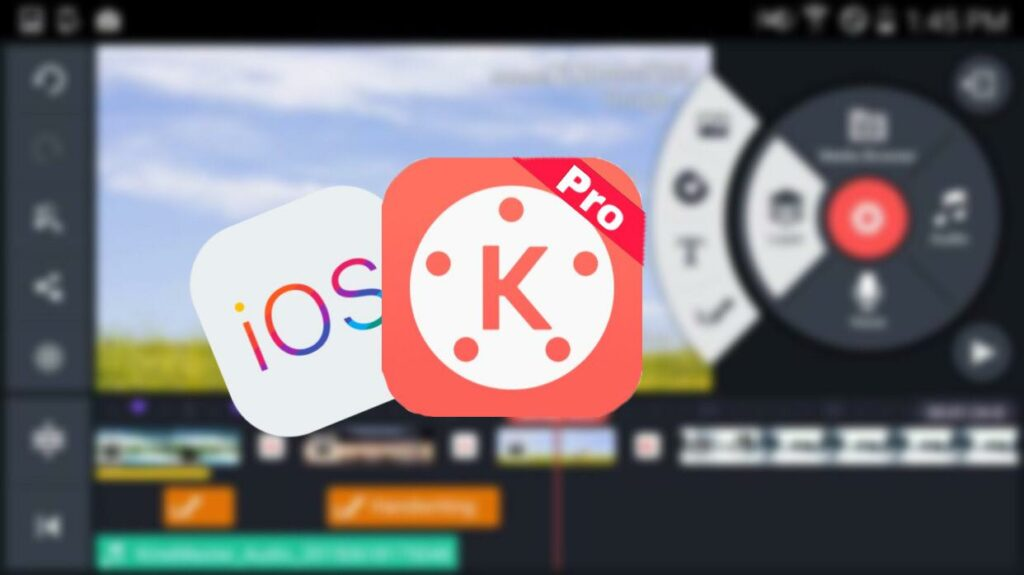 Kinemaster premium free download iOS