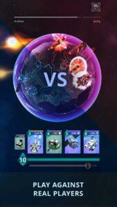 Stellar Commanders multiplayer game