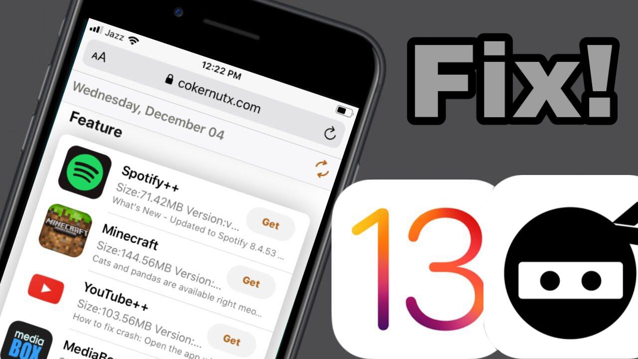 How to download revoked apps ios 13