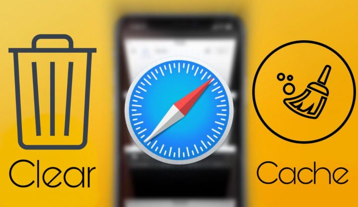 How to clear cache in Safari on iPhone